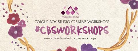 3-Workshops-In-One-Day: Embroidery, Card Printing & Nail Art!