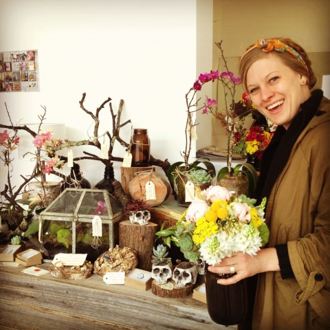 A Chat with….Emily from North St Flowers