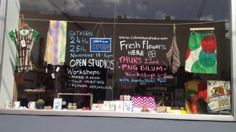 2012 Open Studios FUN!