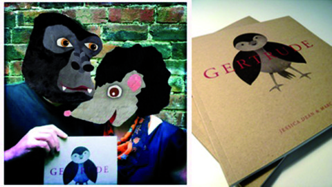 A Chat with Jessica & Marc from Blacksparrow – Creators of 'Gertrude'