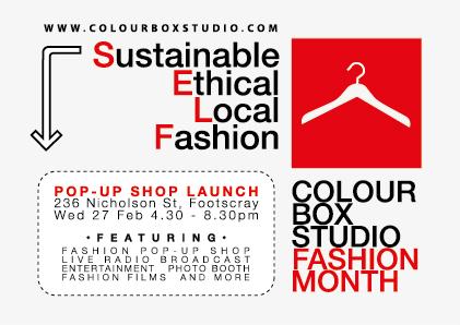 Fashion program news