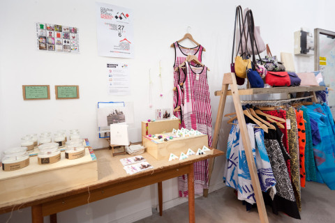 Pop Up Shop Open For Ethical Shopping 2013