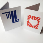 Papercut cards workshop with ambette at Colour Box Studio.