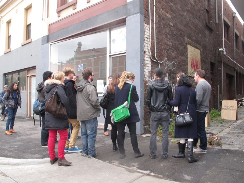 On Foot: Footscray Art Crawl Review: 1 June 2013