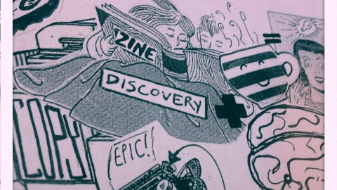 A Chat with Pop Up Book Shop participant Tasha of A Zine Thing…