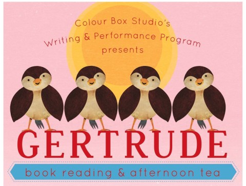 Interview with the creators of Childrens Book – Gertrude