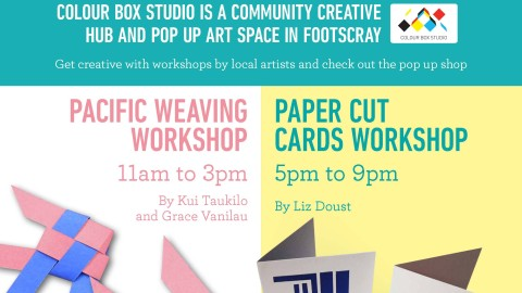Colour Box Studio brings Creative Spark to Highpoint Shopping Centre on WED 11 September