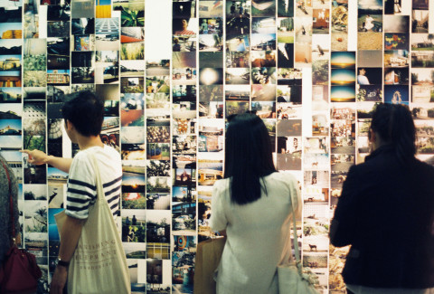 The Disposable Camera Project: Third Edition 2014: EXHIBITION