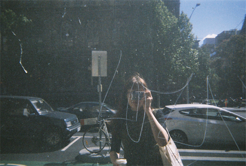 Disposable Camera Project: First Edition. Image by Simonne Johansen