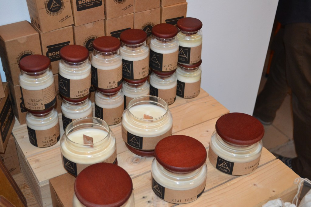 Aacute Candles at Colour Box Studio Summer Pop Up Shop