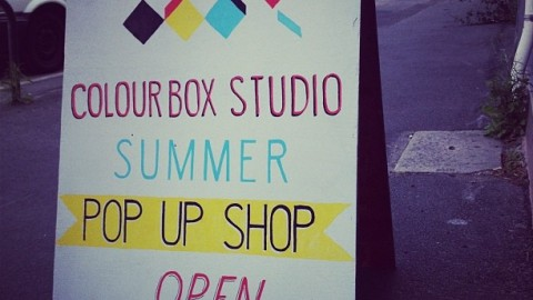 Q & A with the interior designers of the Summer Pop Up Shop