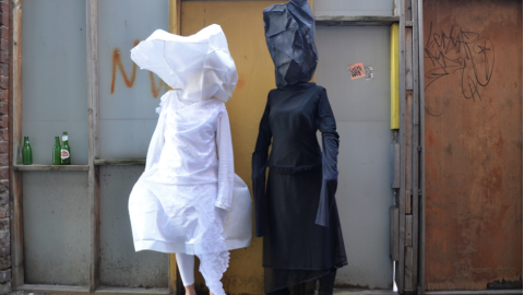 Interview with Gabrielle New of The Space Between Performance Collective