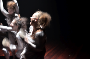 The Space Between Performance Collective - photo by Robert Spillane