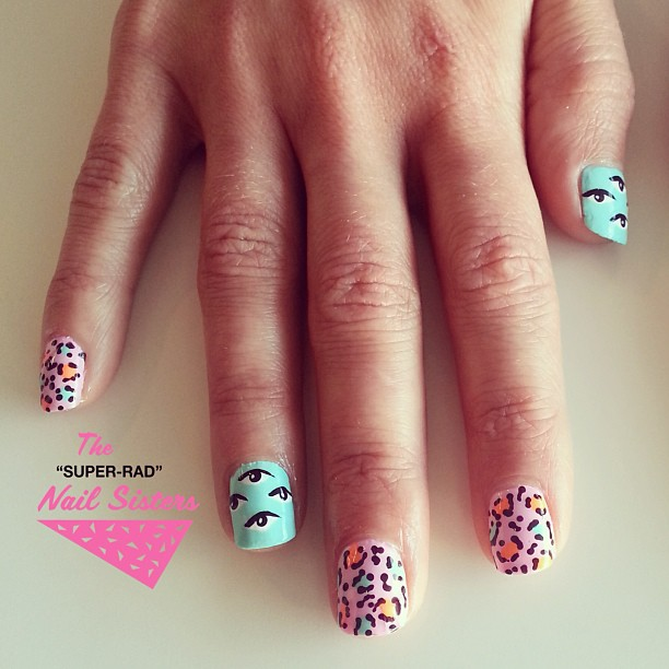 Upcoming Events Super Rad Nail Art Workshop June 2014