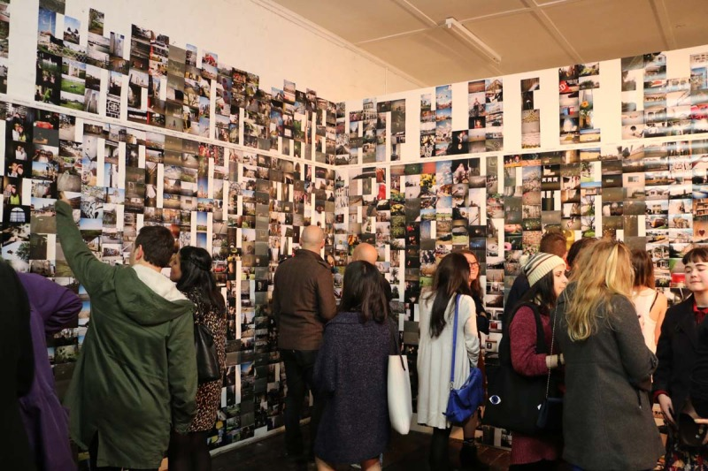 CBSDCP Third Edition Exhibition at Ruffian Gallery 2014