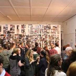 CBSDCP Third Edition Exhibition at Ruffian Gallery - 2014