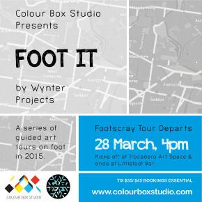Foot It - Footscray Tour 2015