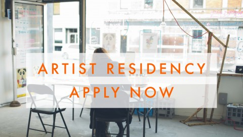 Applications Open for Artist Residency with Colour Box Studio