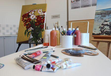 acrylic workshop
